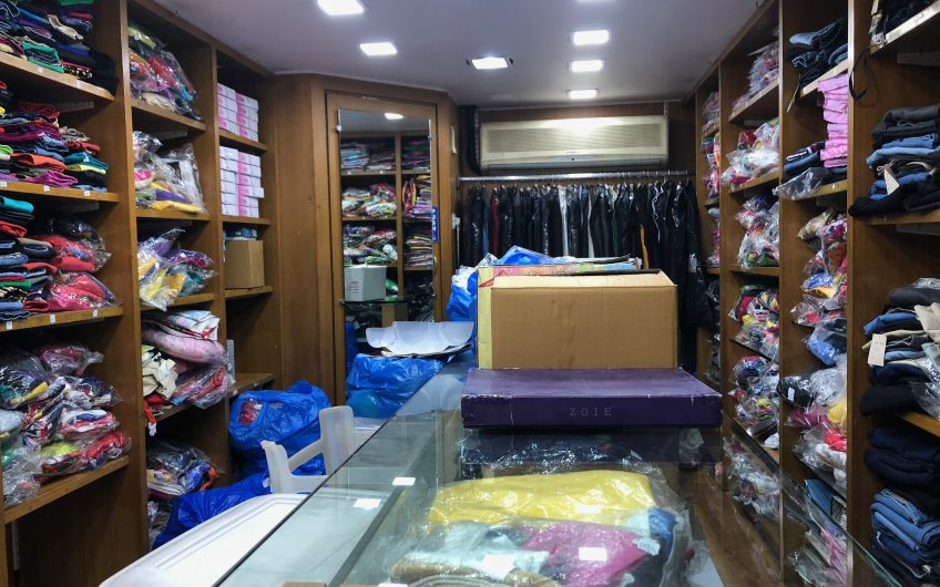 Retail Showroom for Rent