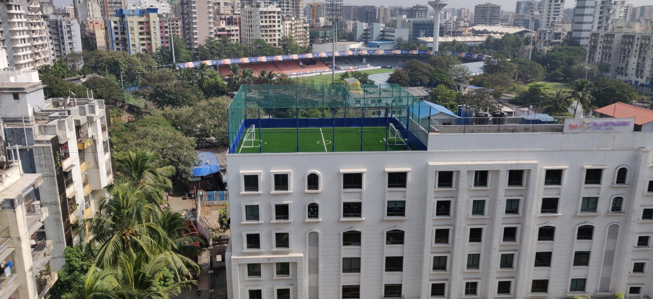2BHK in Andheri (West) with a view